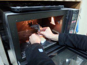130℃~180℃で焼成可能な硬化性樹脂粘土